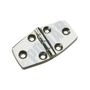 Chrome Plated Die Cast Hinge - 206530CH