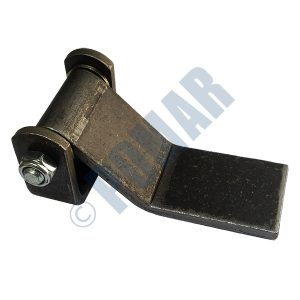 Formed Steel Strap Hinges with Grease Fitting - 1905ZPL