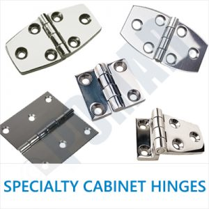 Speciality Cabinet Hinges
