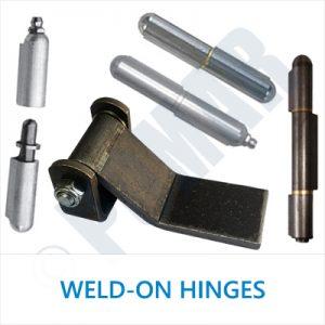 Weld-On Hinges