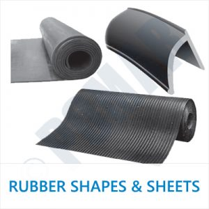 Rubber Shapes & Sheets