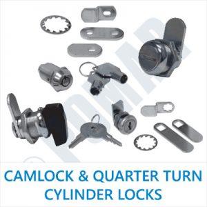 Camlock & Quarter Turn Cylinder Locks