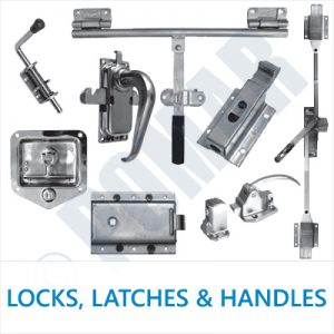Locks, Latches & Handles