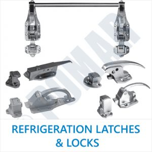 Refrigeration Latches & Locks