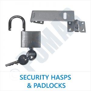 Security Hasps & Padlocks