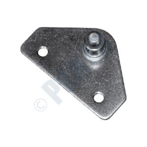 10 mm Straight Gas Prop Mounting Bracket - Part