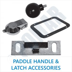 Paddle Handle & Latch Accessories