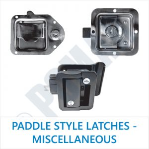 Paddle Style Latches - Miscellaneous