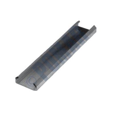 Aluminum Sliding Winch Track - 6 Foot