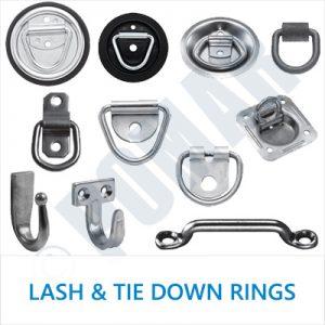 Lash & Tie Down Rings
