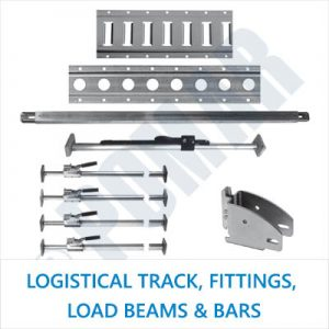 Logistical Track, Fittings, Load Beams & Bars