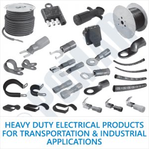 Heavy Duty Electrical Products for Transportation & Industrial Applications