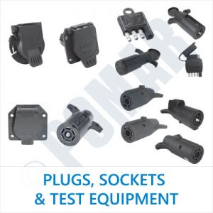 Plugs, Sockets & Test Equipment
