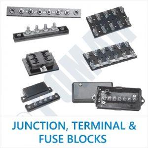Junction Terminal & Fuse Blocks