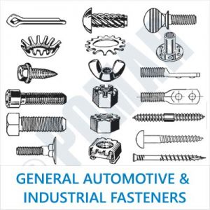 General Automotive & Industrial Fasteners