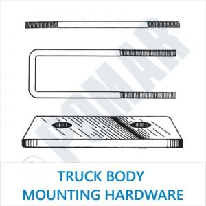 Truck Body Mounting Hardware