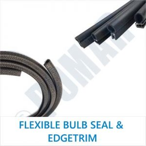 Flexible Bulb Seal & Edgetrim