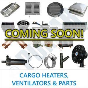 Cargo Heaters, Ventilators & Parts