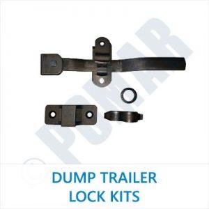 Dump Trailer Lock Kit