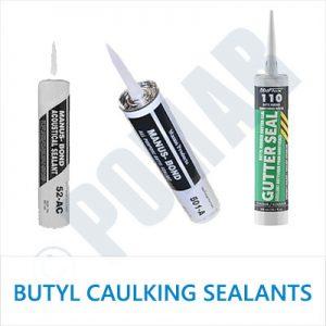 Butyl Caulking Sealants