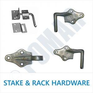 Stake & Rack Hardware